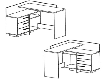 Schreibtisch Thales