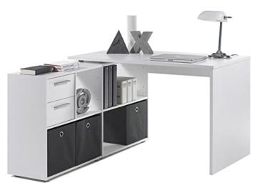eckschreibtisch Winkelkombination Schreibtisch