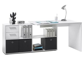 Winkelkombination Schreibtisch eckschreibtisch